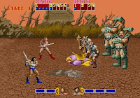 Beat 'em up - Golden Axe