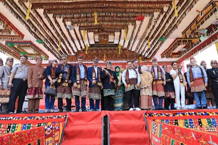 Festival Kalianda Dihadiri Oleh 8 Dubes Negara Sahabat