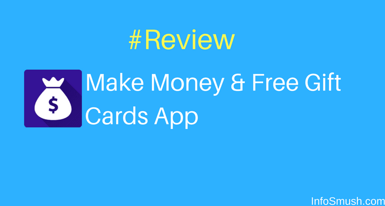 make money and free gift cards review