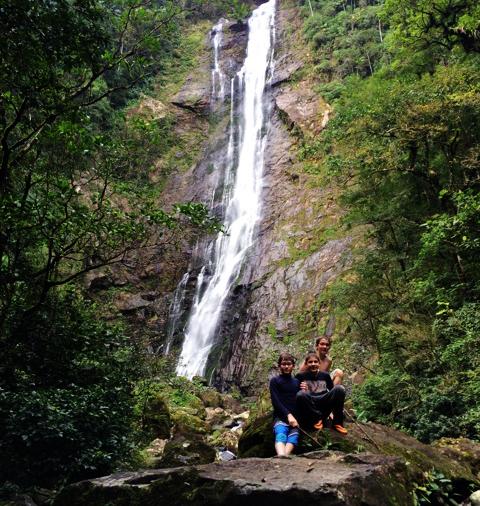 Cachoeira Salto Morato