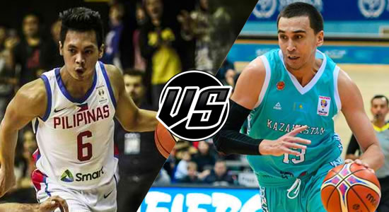 Live Streaming List: Philippines vs Kazakhstan 2019 FIBA World Cup Qualifiers Asia 5th Window