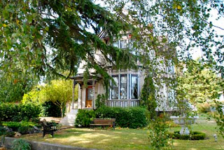 Victorian Home Port Townsend Washington USA