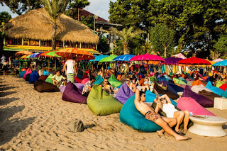 All About Bali La Plancha Beach Bar