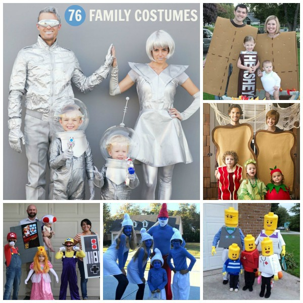 Halloween Costumes Ideas For Family Of 5.Family Costume Ideas For Halloween Growing A Jeweled Rose