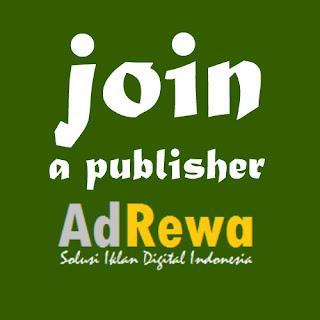 Cara Daftar Menjadi Publisher di Adrewa