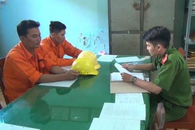 Quảng Ngãi Phát hiện làm rõ đối tượng giả danh nhân viên điện lực