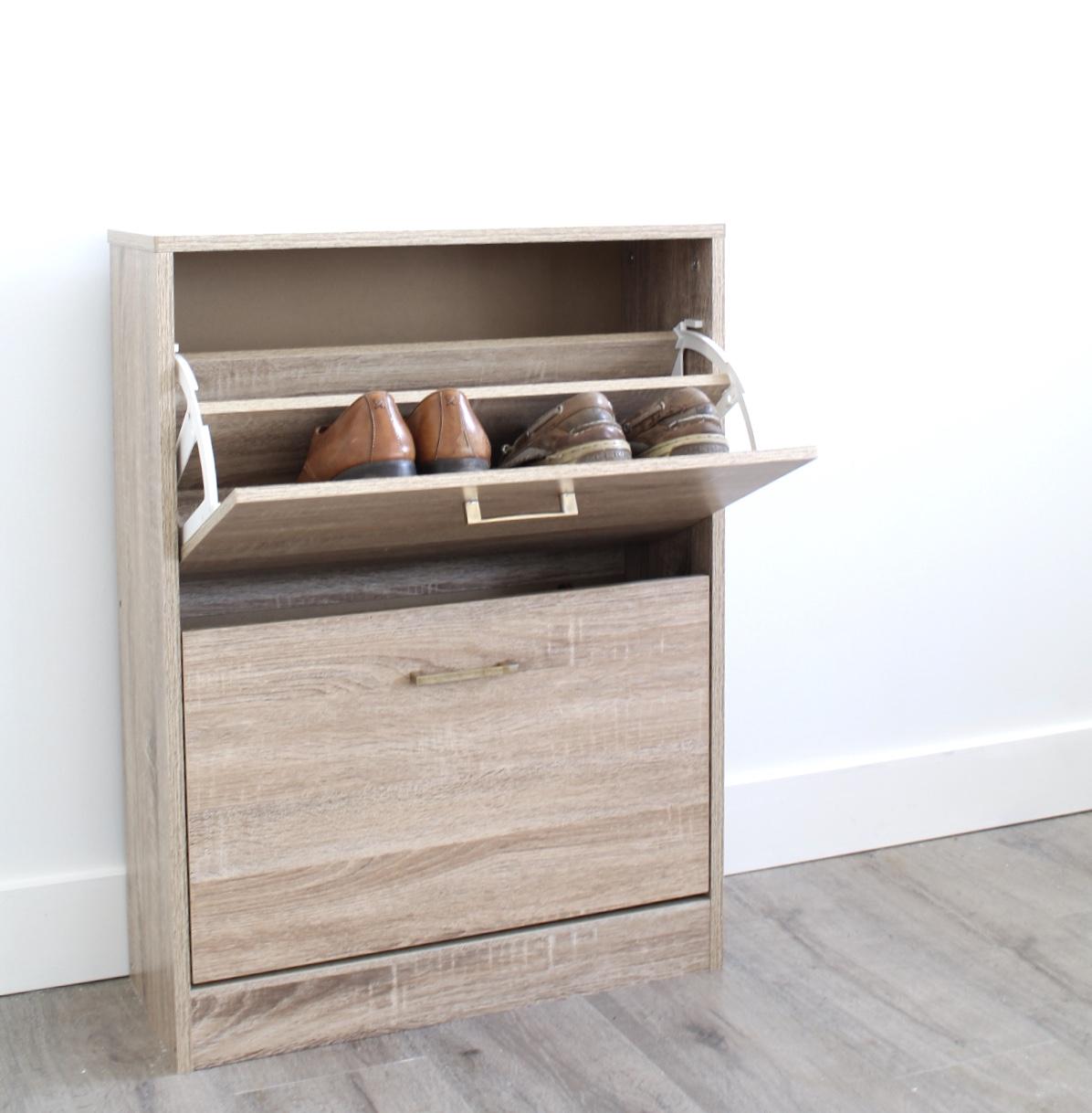 Entryway Organization Tips Shoe Storage