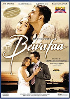 Bewafaa 2005 720p Hindi HDRip Full Movie Download