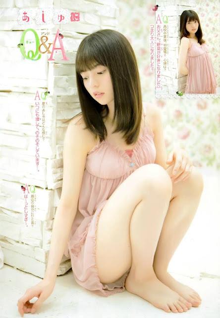 foto saito asuka gravure nogizaka46 member WSC 35 1