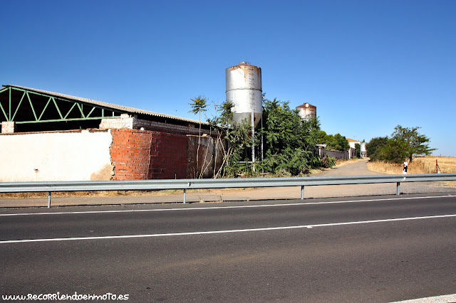 Hervidero de Fuensanta, Pozuelo de Calatrava