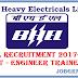 Bharat Heavy Electricals Limited (BHEL) Recruitment Engineer Trainees Vacancy