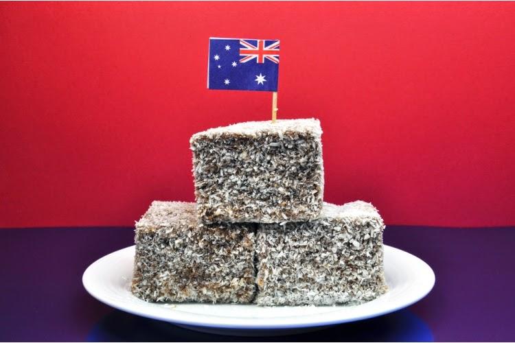 Australian lamington official website for Australian cuisine history