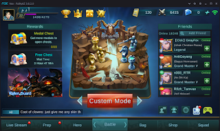 How To Play Mobile Legends With JoyStick on PC - Mobile Games Tutorial
