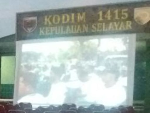 Malam Terakhir, Nobar Film G.30.S/PKI Di Benteng, Ini Lokasinya