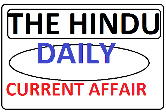 The Hindu new current affair 18 aprial 2019 by studydarpan in hindi