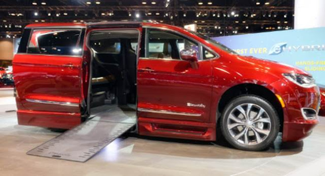 2020 Chrysler Pacifica Hybrid Specs Price Release Date