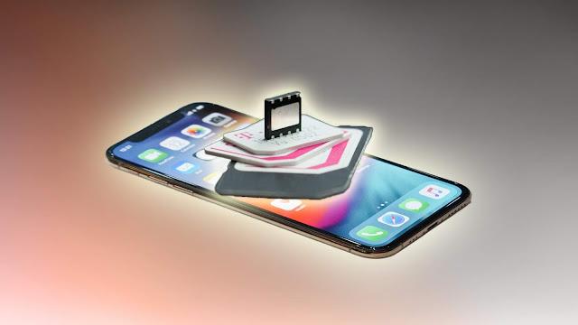 ماهي شريحة eSIM الإلكترونية التي جائت بها هواتف آيفون الجديدة وكيف تفيد المستخدم ?