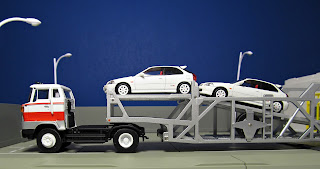 Tomica Limited Vintage NEO LV-N158a 1997 Honda Civic Type-R