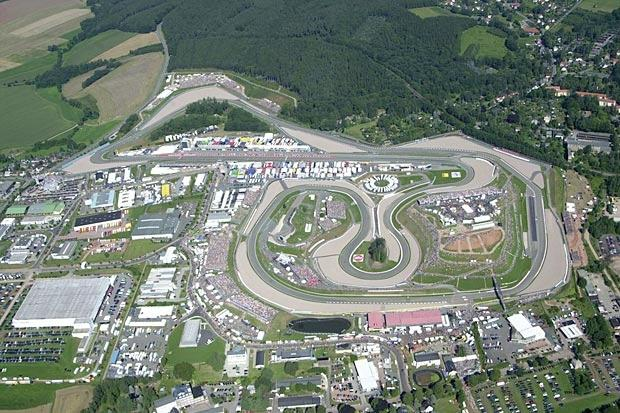 Sejarah Sirkuit Sachsenring Merupakan Wilayah Kekuasaan Honda dan Marquez