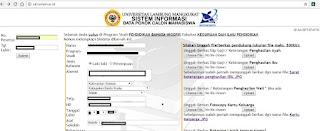 Syarat registrasi ULM