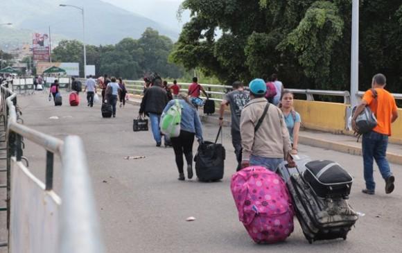 Emigrantes demuestran que el problema está dentro de Venezuela