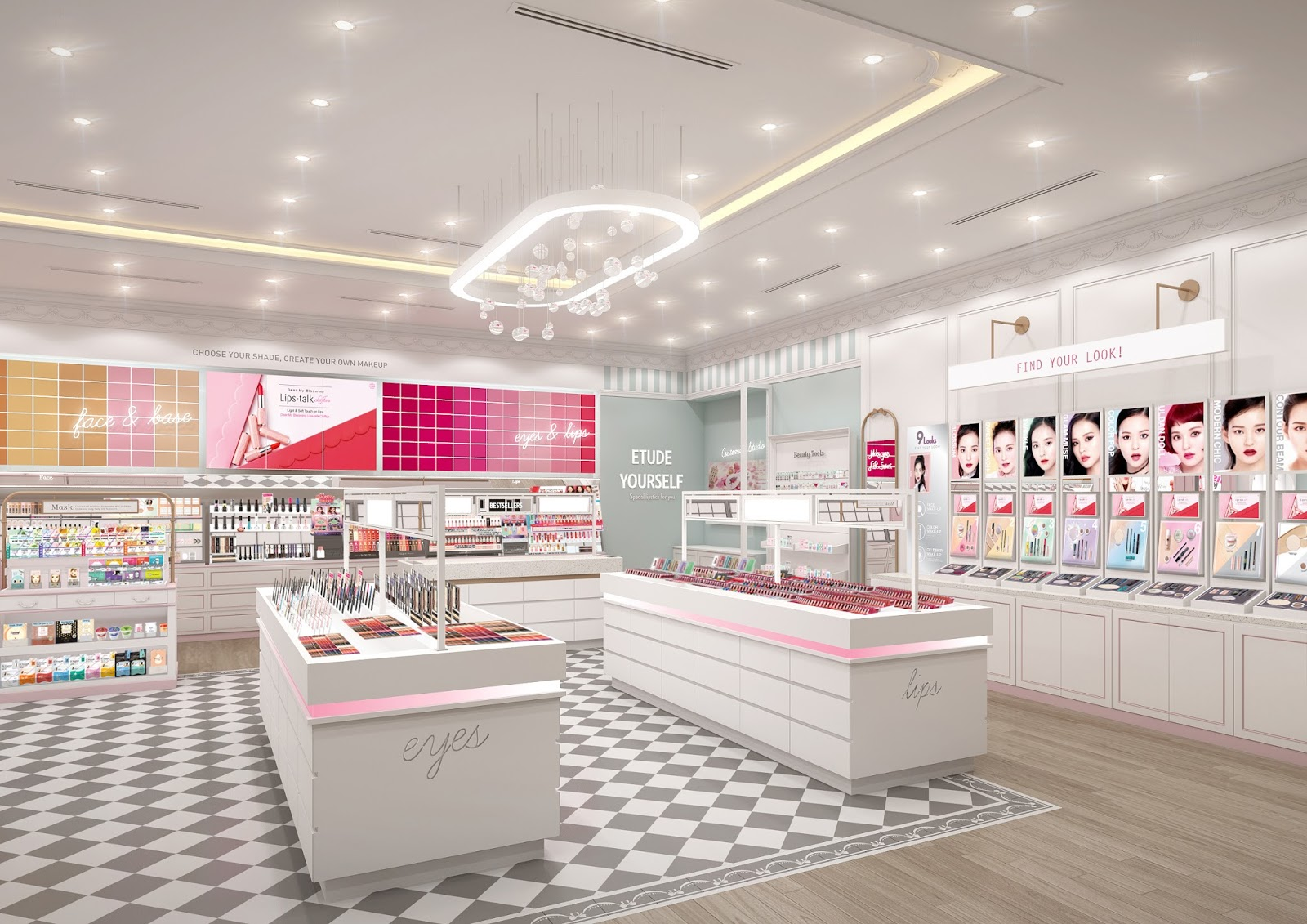 Etude House To Open First Flagship Store In Malaysia!