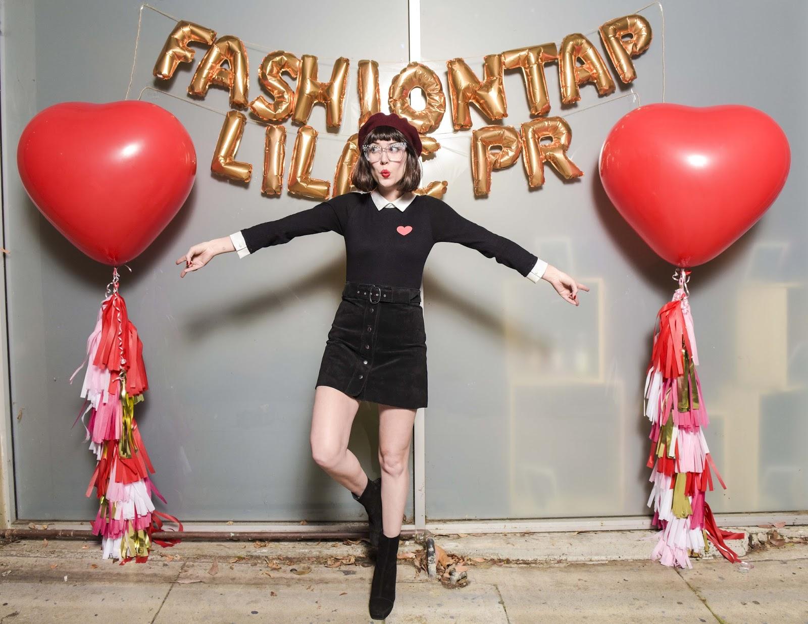 FashionTap x Lilac Pr Event
