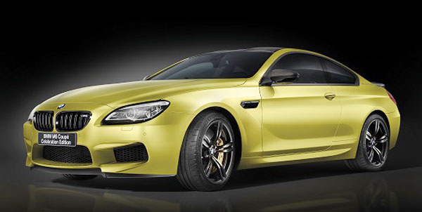 2016 BMW M6, 600-Horsepower