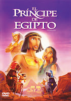 pelicula El Príncipe de Egipto (1998)
