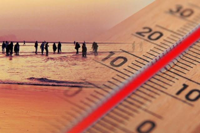 Στο Κρανίδι Αργολίδας και σήμερα η υψηλότερη θερμοκρασία στη χώρα