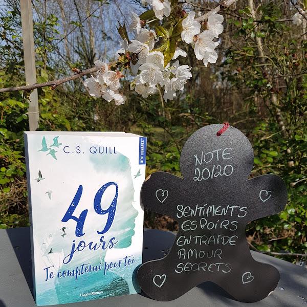 49 jours : Je compterai pour toi de C. S. Quill