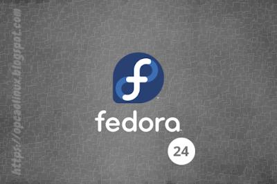 Lançado o Fedora 24
