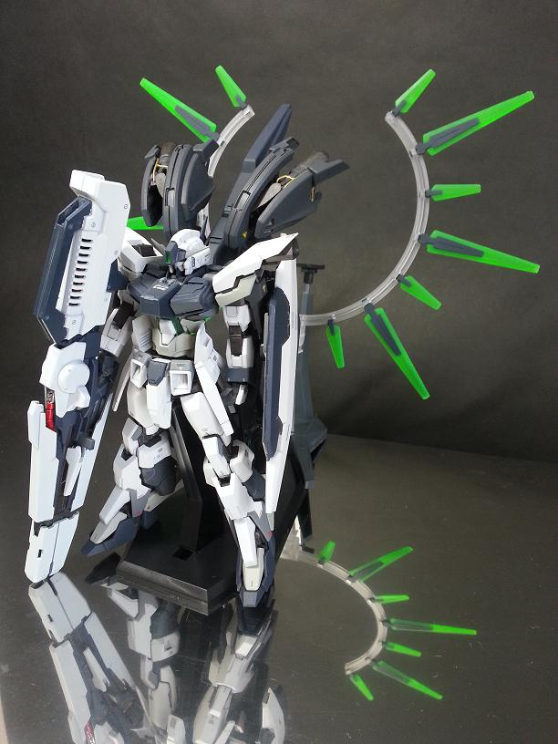 GUNDAM GUY: HG 1/144 Gundam AGE-FX - Custom Build