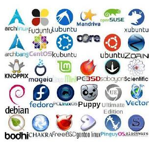 Macam-Macam Distro Linux