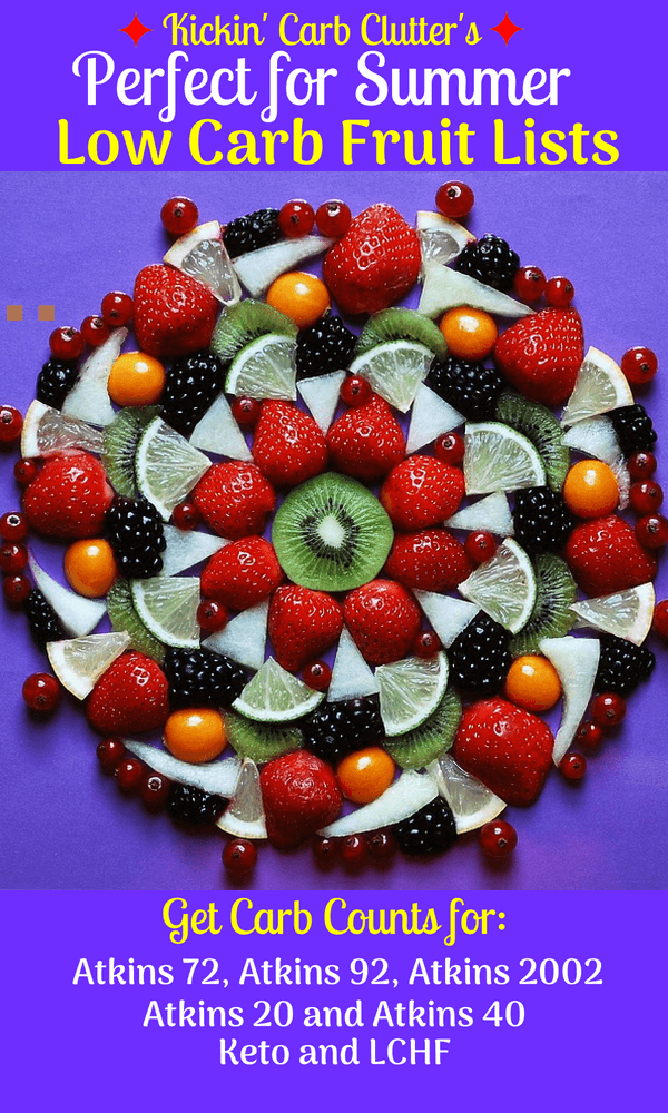 Pinterest Image of a fruit platter: strawberries, blackberries, kiwi, lemon, cranberries