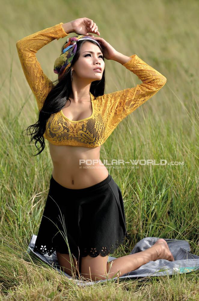 Image Result For Aurora Lessa Photoshoot Palembang Koleksi