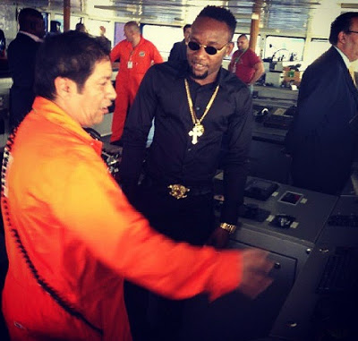 kcee oil business
