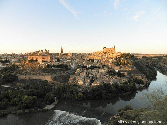Mirador del valle, Toledo