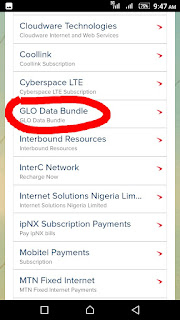 Get 4X Value Free Glo Data Using QuickTeller - 6.4GB For N1000 For 60 Days