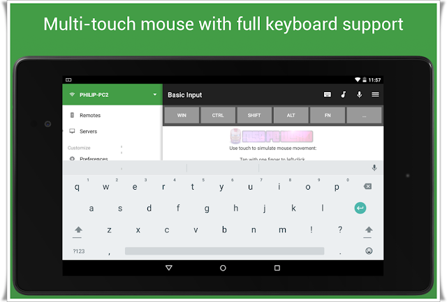 smartphone-as-a-mouse-keyboard