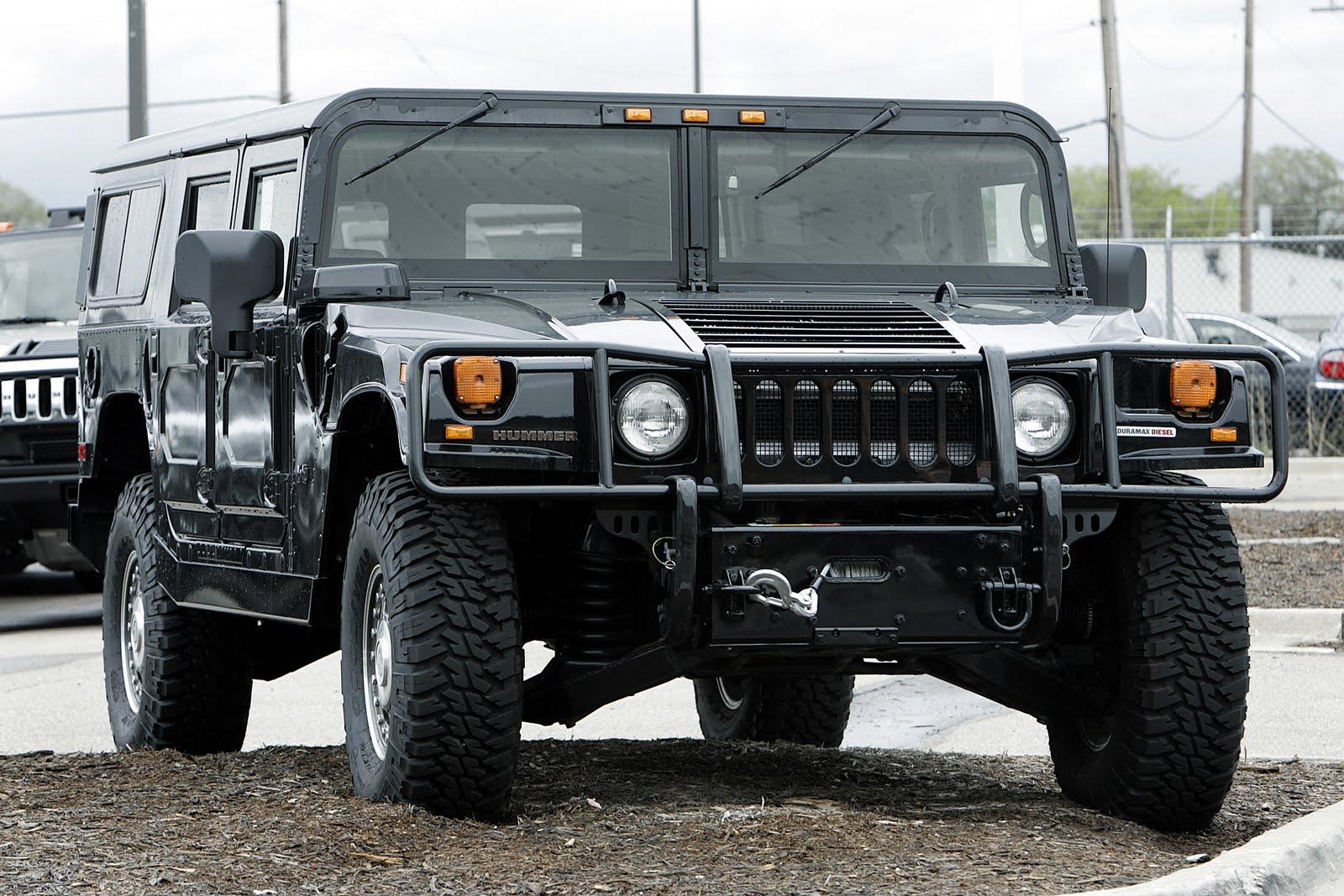 Jurassic Park Jeep For Sale >> car revolution: Hummer H Model
