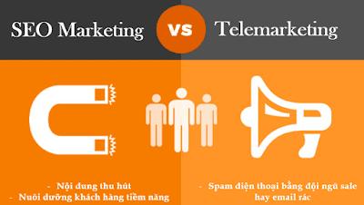 SEO Marketing & Telemarketing