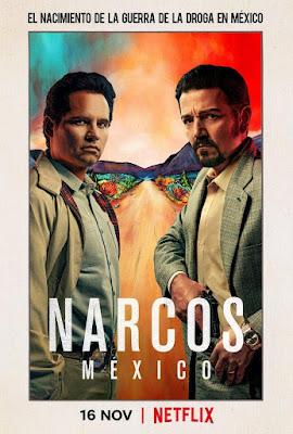 Narcos Mexico (TV Series) S01 Custom HD Latino