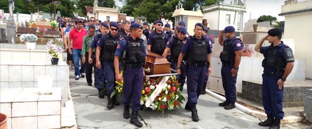 A morte de um policial - Por Eliel Miranda