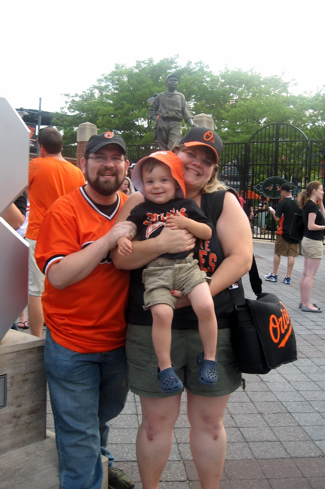 My Hope Fulfilled: Orioles Opener!