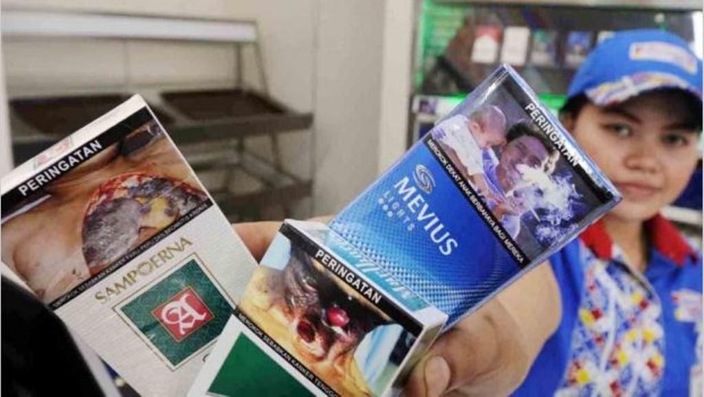 Harga Rokok di Indonesia Rp 50 Ribu. Kalau di Luar Negeri?
