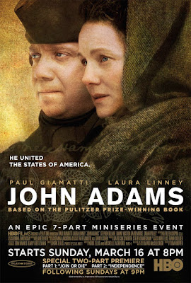 john adams miserial HBO recenzja giamatti linney