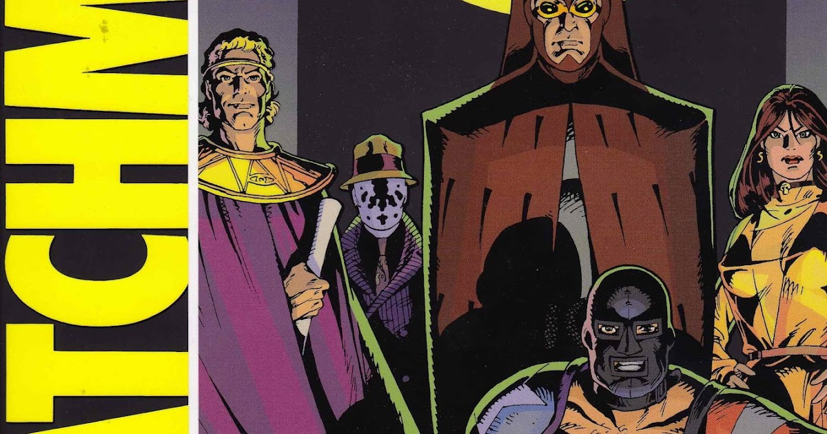 analysis of the book watchmen by dave No comic book has been the subject of more essays and serious literary discussion than alan moore and dave gibbons' watchmen it recently was named one of the 100 greatest novels of the past.