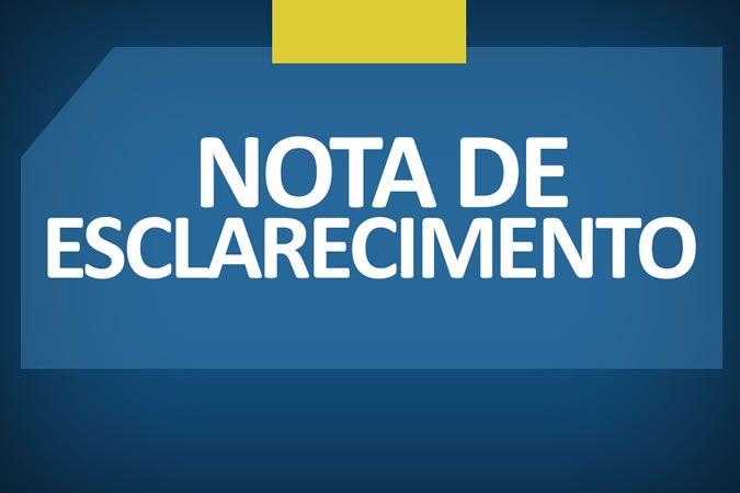 Em nota, locadora isenta prefeitura e garante resolução rápida para o retorno dos serviços da frota à população de Patos