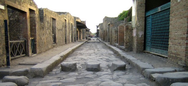 Pompeya, enfiteusis y antigua Roma